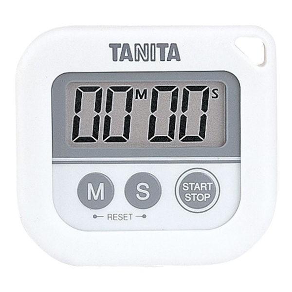 丸洗イタイマー100分計 TD-376N ホワイト