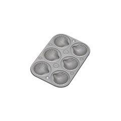 フッ素樹脂 ベイクウェアー マフィンパンケーキ・シェル型 WMH12