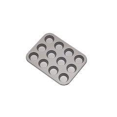 フッ素樹脂 ベイクウェアー No.57306 ミニマフィンパンケーキ12P