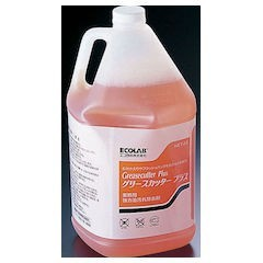 業務用強度油汚れ除去剤グリースカッター EX4kg JSV311