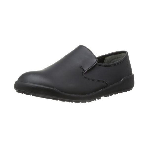 ミドリ安全 超耐滑軽量作業靴 ハイグリップ 黒 26.5cm H-100C CD:378496