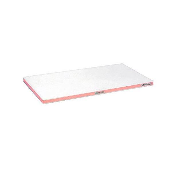抗菌ポリエチレン まな板 かるがる 標準 SDK 410×230mm×20mm ピンク ハセガワ CD:135354
