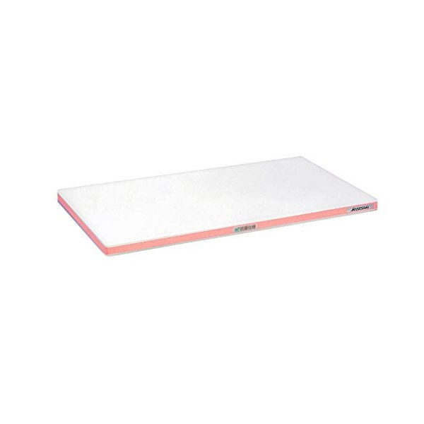 抗菌ポリエチレン まな板 かるがる 標準 SDK 500×250×20mm ピンク ハセガワ CD:135356
