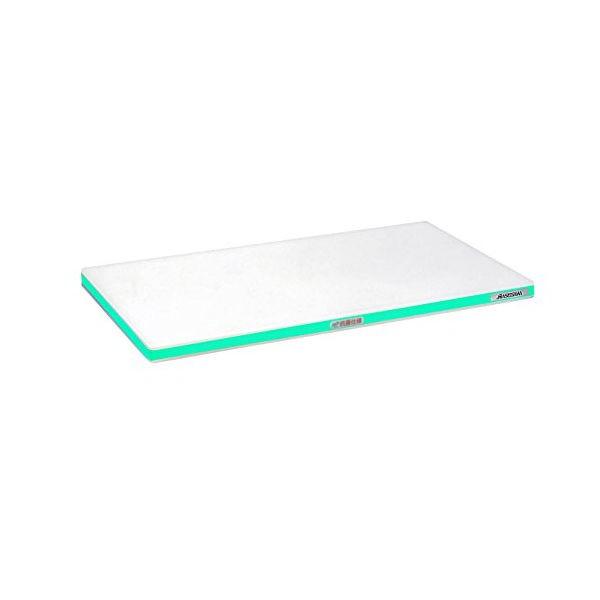 抗菌ポリエチレン まな板 かるがる 標準 SDK 600×300×20mm グリーン ハセガワ CD:135373