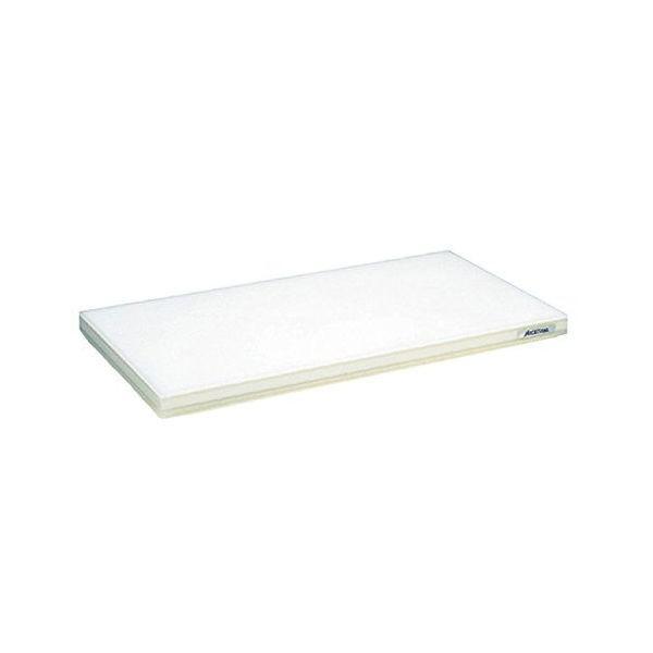 ポリエチレン まな板 かるがる 標準タイプ SD 500×200×20mm ホワイト ハセガワ CD:135200