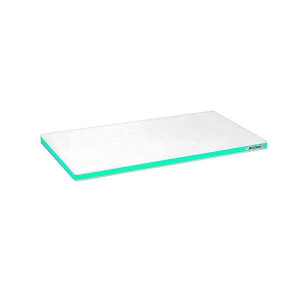 ポリエチレン まな板 かるがる 標準タイプ SD 600×300×25mm グリーン ハセガワ CD:135248