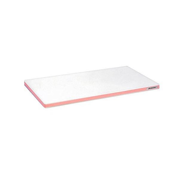 ポリエチレン まな板 かるがる 標準タイプ SD 600×350×25mm ピンク ハセガワ CD:135234