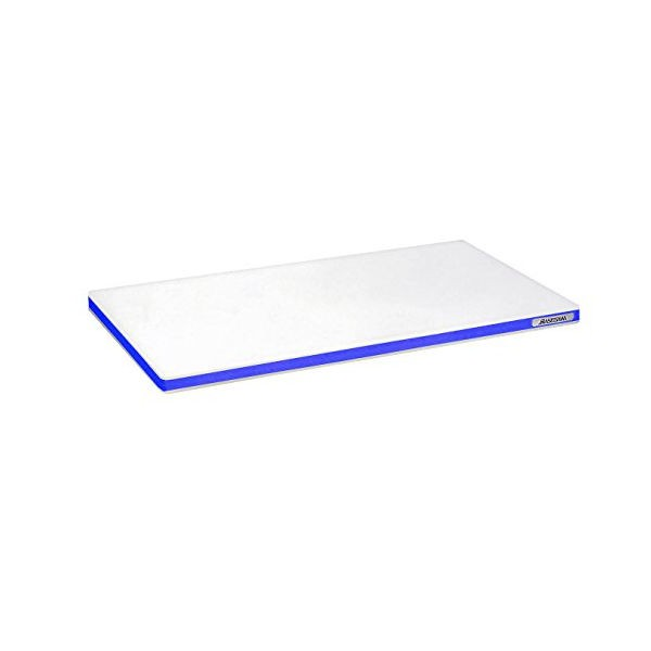 ポリエチレン まな板 かるがる 肉厚タイプ HD 600×350×30mm ブルー ハセガワ CD:135315