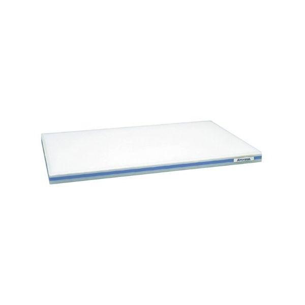 ポリエチレン まな板 かるがる 肉厚タイプ HD 1500×450×40mm ブルー ハセガワ CD:135323