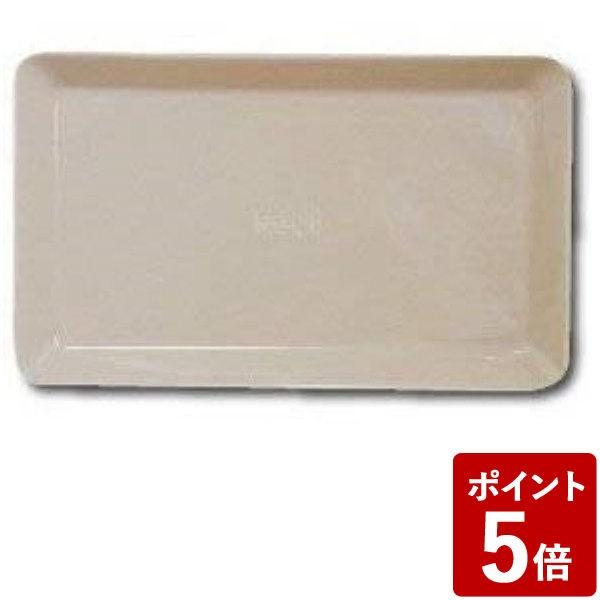 P5倍 フリート 箸休め 長皿 26×16×2.5cm カフェオレ HA-NS-CF