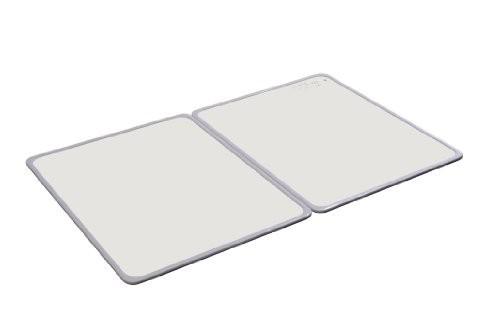 組合せ風呂ふた 抗菌・防カビ加工 2枚組 約73×108cm L-11 オーエ