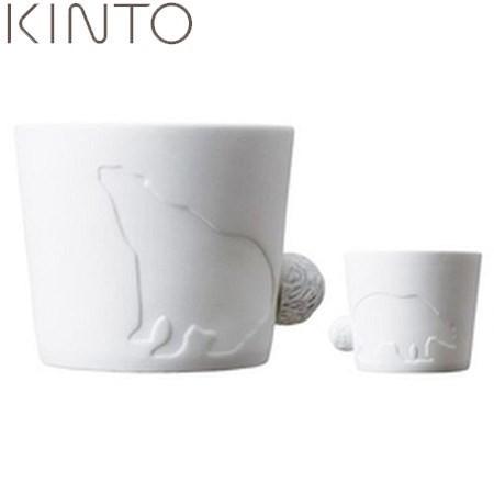 【P10倍】KINTO MUGTAIL くま 22773 キントー マグテイル