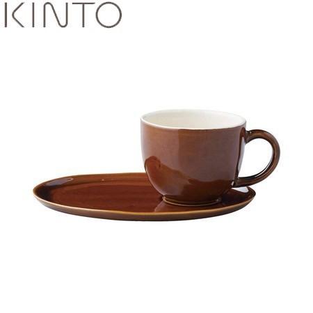 【P10倍】KINTO ほっくり カフェスイーツ 茶 23626 キントー