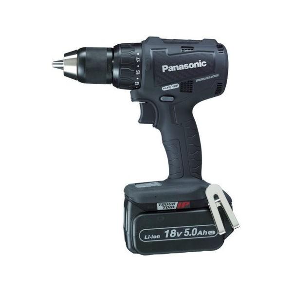 Panasonic 充電振動ドリルドライバー 18V 5.0Ah EZ79A2LJ2G-B