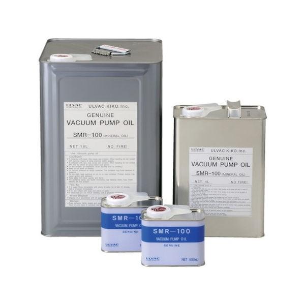 真空ポンプ油(SMR-100 4L缶) ULVAC SMR1004L-8740