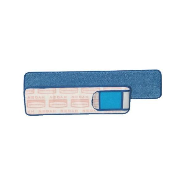 全品P5〜10倍 エレクター MFクリーニングシステム ウェットパッド モップガケ用 ブルー Q41565