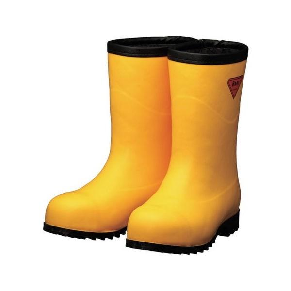 SHIBATA 防寒安全長靴 セーフティベアー#1011白熊(フード無シ) AC10128.0