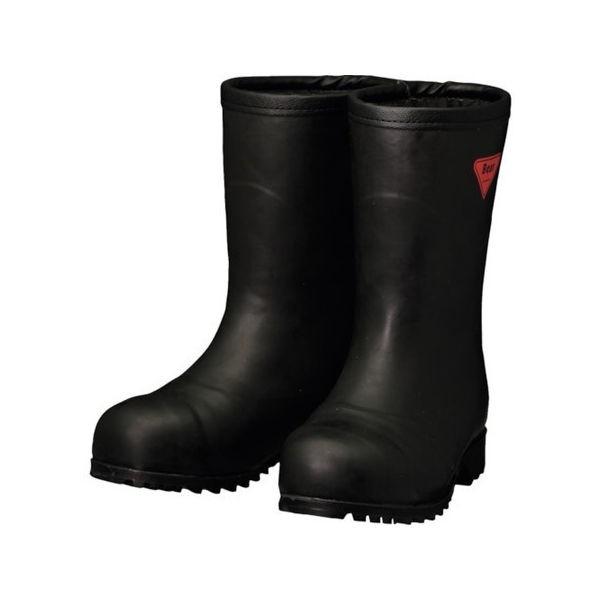 SHIBATA 防寒安全長靴 セーフティベアー#1011白熊(フード無シ) AC12126.0
