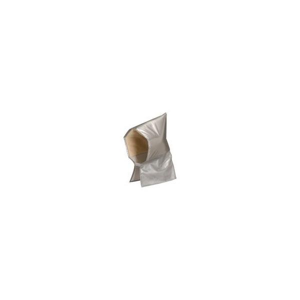 IRIS 防災頭巾 BZN-300 シルバー BZN300