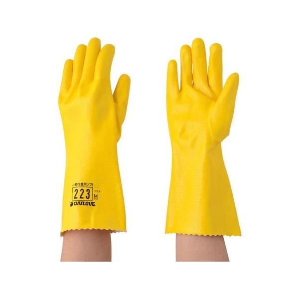 DAILOVE 耐溶剤用手袋 ダイローブ223(M) D223M