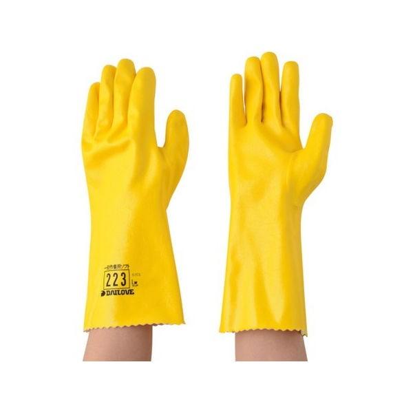 DAILOVE 耐溶剤用手袋 ダイローブ223(LW) D223LW