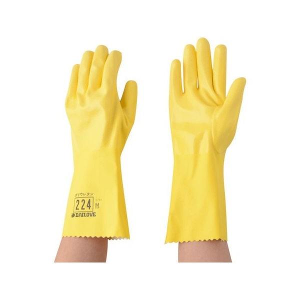 DAILOVE 耐溶剤用手袋 ダイローブ224(M) D224M