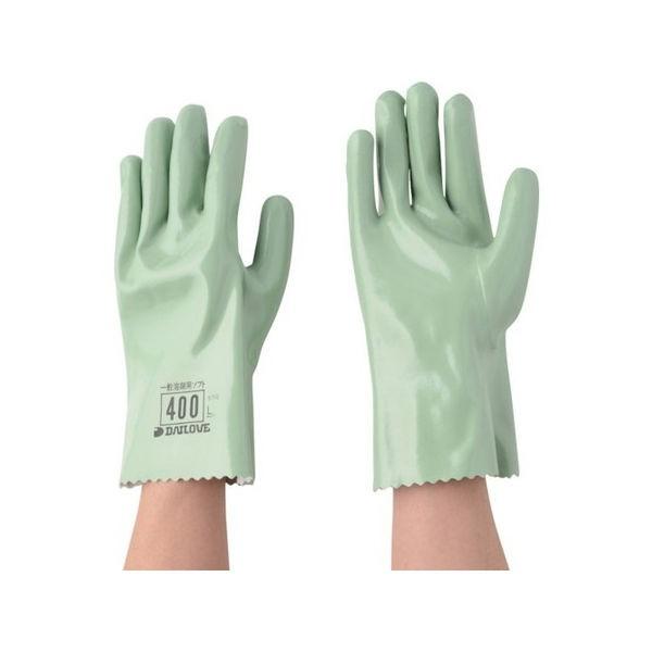 DAILOVE 耐溶剤用手袋 ダイローブ400(L) D400L