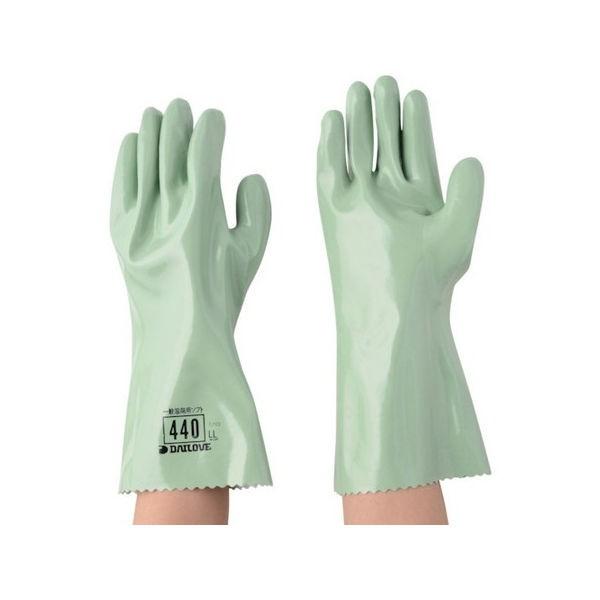 DAILOVE 耐溶剤用手袋 ダイローブ440(LL) D440LL
