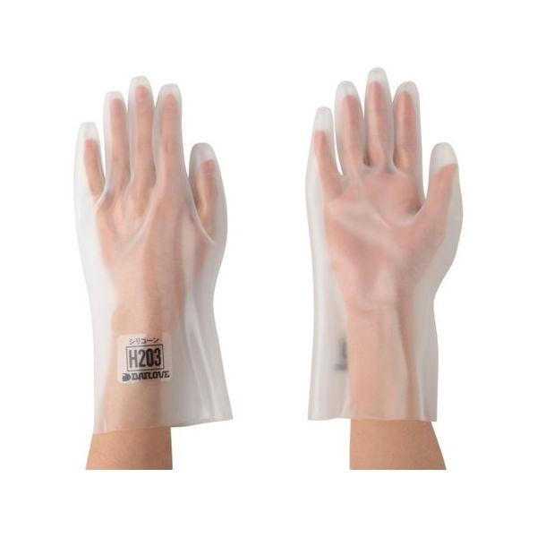 DAILOVE 耐溶剤用手袋 ダイローブH203(LL) DH203LL