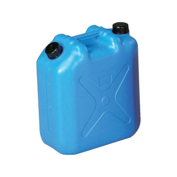扁平缶ブルー18L 瑞穂 0483-7066