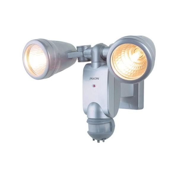 ピクソン センサーライト180° ハロゲン100W×2 PA-520