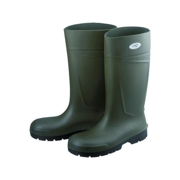 安全長靴 ウレタンブーツ 24.0cm シモン SFB24.0-3043