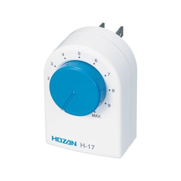 全品P5〜10倍 ヒートコントローラー HOZAN H17-8850
