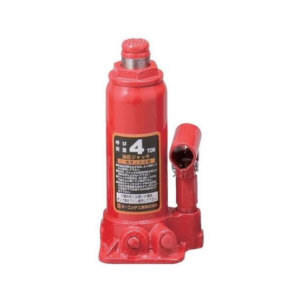 全品P5〜10倍 OH 油圧ジャッキ 4T OJ4T