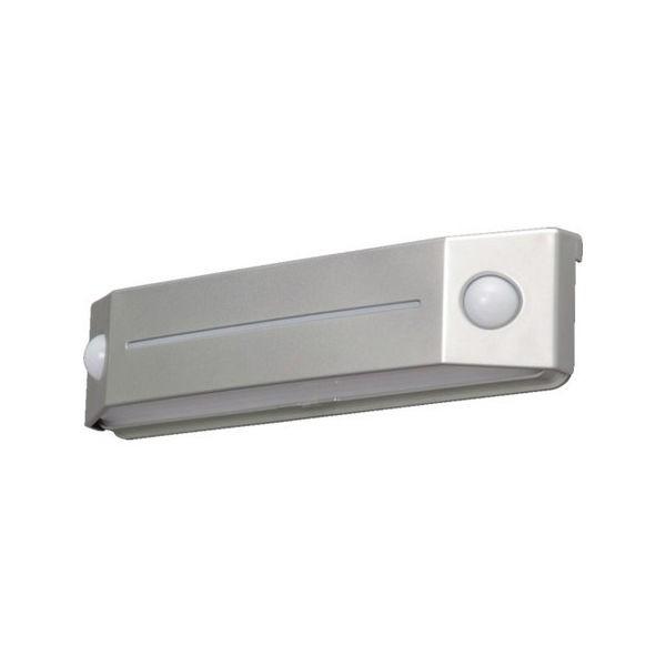 乾電池式LEDセンサーライト フットタイプ 電球色 IRIS BOSFL2WS-1256