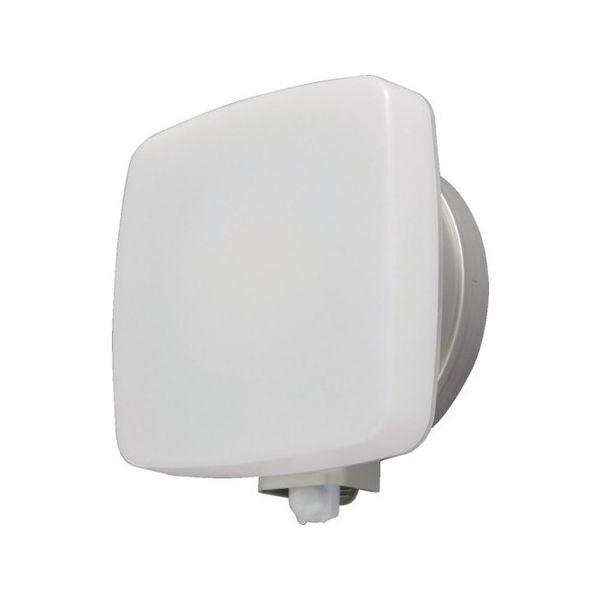 乾電池式LEDセンサーライト ウォールタイプ 角型 電球色 IRIS BOSWL1KWS-1256