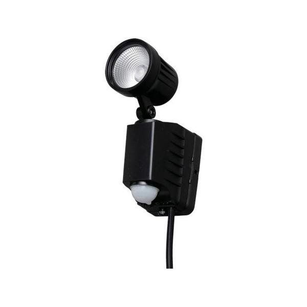 IRIS AC式LED防犯センサーライト 750lm 1灯 LSLACSN400D