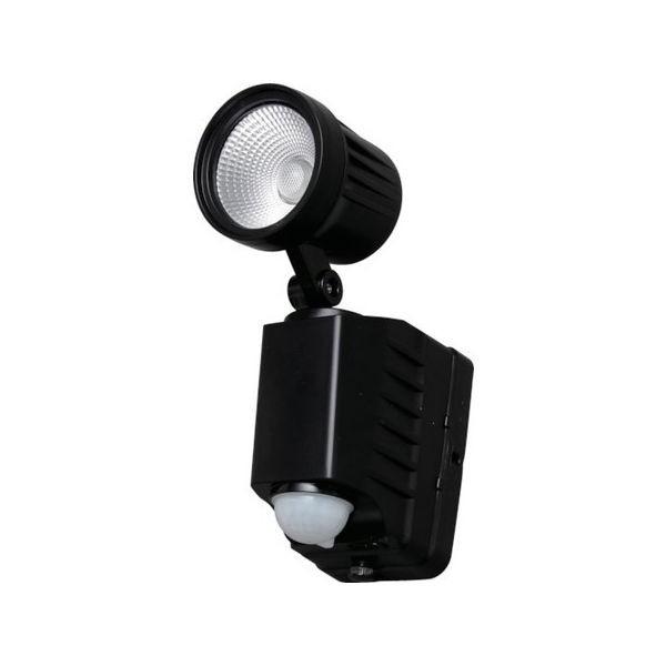 IRIS 乾電池式LED防犯センサーライト 200lm 1灯 高輝度 LSLB2SN200D