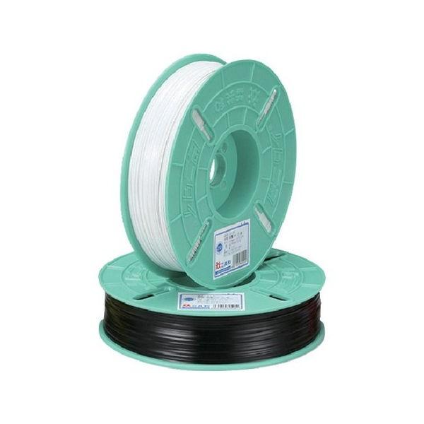 全品P5〜10倍 ビニタイ PVCリール巻 緑 共和 QC6001A-2167