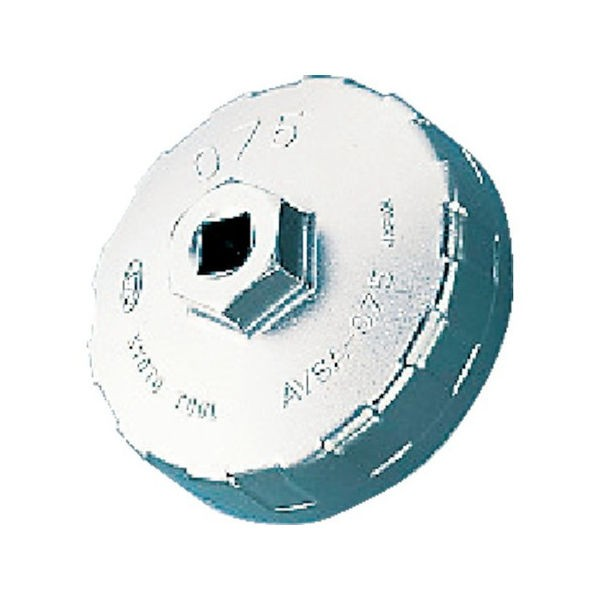 カップ型オイルフィルタレンチ095 KTC AVSA095-2285