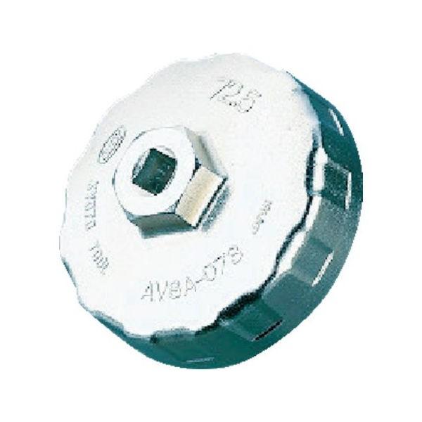 輸入車用カップ型オイルフィルタレンチA74 KTC AVSAA74-2285