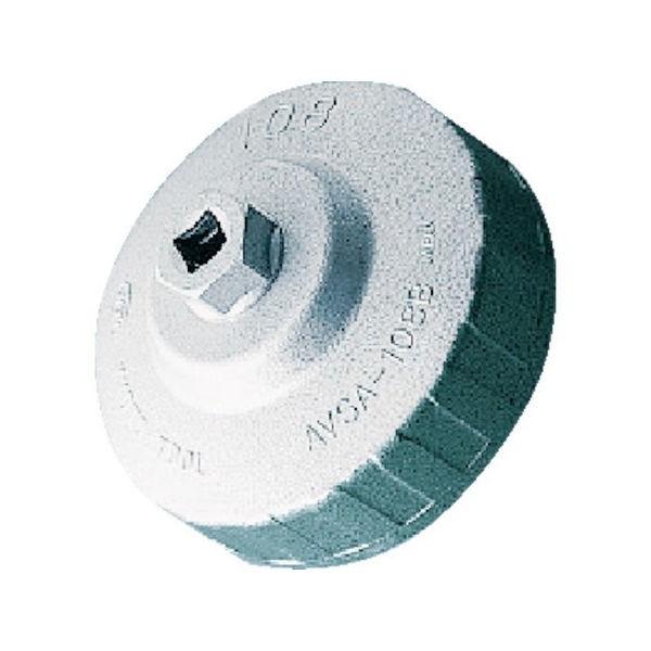 大径用カップ型オイルフィルタレンチ101B KTC AVSA101B-2285