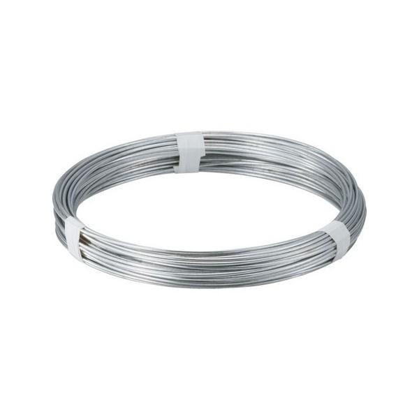 スチール針金 線径4.0mm 1kg TRUSCO TYW40-3100