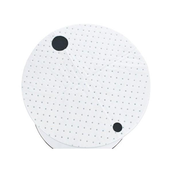 TRUSCO ドラム缶用吸収シ-ト 油専用(5枚入リ) TDCO550