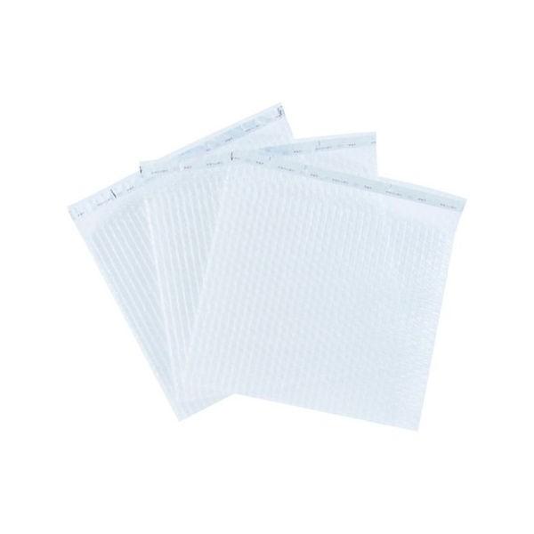 テープ付プチプチ袋 d40L 180X280X320 (1袋=100枚入) 川上 10592-2290