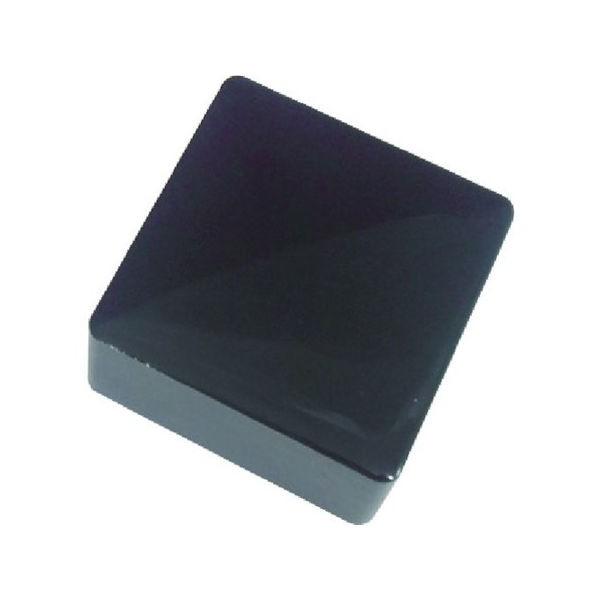 防振・緩衝ブロック ゲルダンパー 黒 50X50mm エクシール 1550-1383