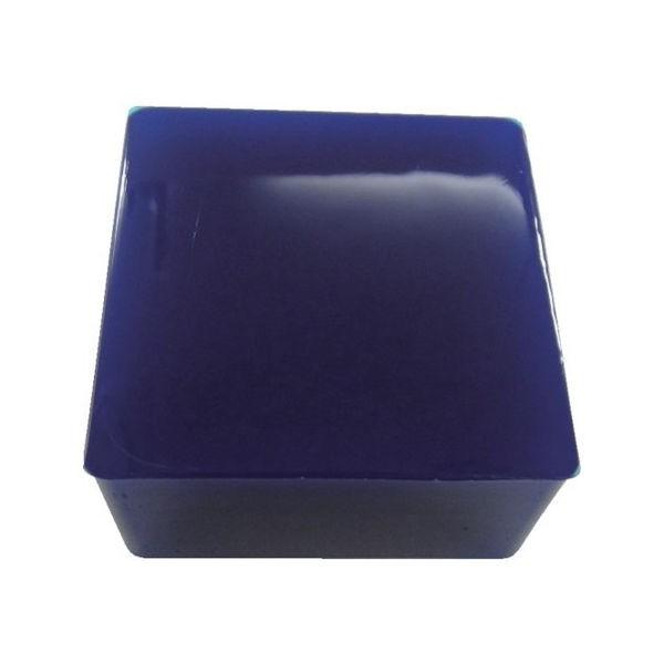 防振・緩衝ブロック ゲルダンパー 青 100X100mm エクシール 30100-1383