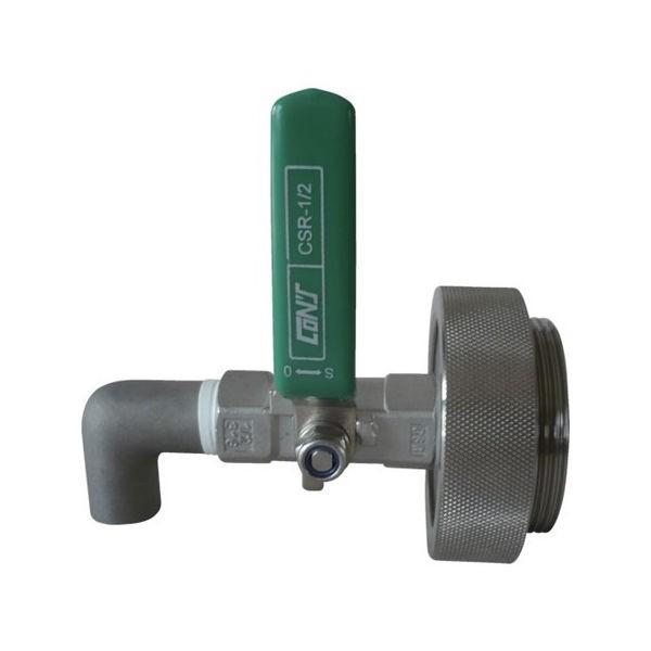 アクアシステム SUS製ドラム缶用コック DMY-20(G2側 大栓専用) DMY20