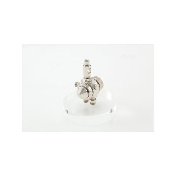 液体塗布用自動スプレーガン(小形 丸吹) ノズル口径2.0mm アネスト岩田 TOF6RB20-8751