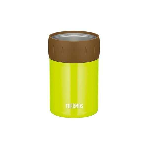 保冷缶ホルダー ライムグリーン(LMG) 350ml缶用 JCB-352 サーモス